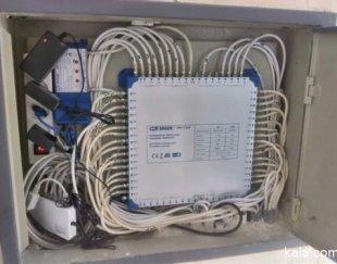 نصب آنتن و انواع گیرنده های دیجیتال