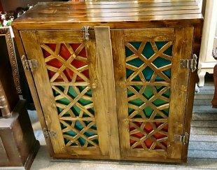 جاکفشی سنتی چوبی