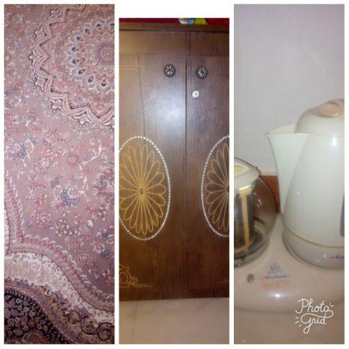 فرش ۹متری جاکفشی چای ساز