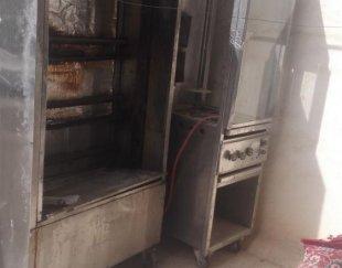 فروش دستگاه مرغ بریانی و کباب ترکی