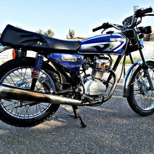 موتور۱۲۵ نامی آس