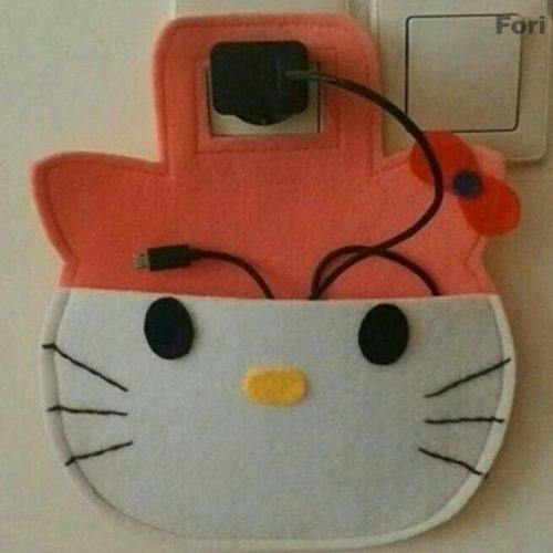نگهدارنده شارژر و موبایل