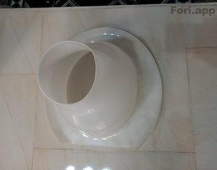 قیف توالت فرنگی