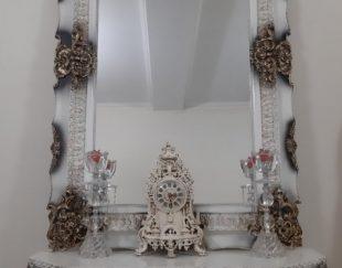 آیینه و شمعدان