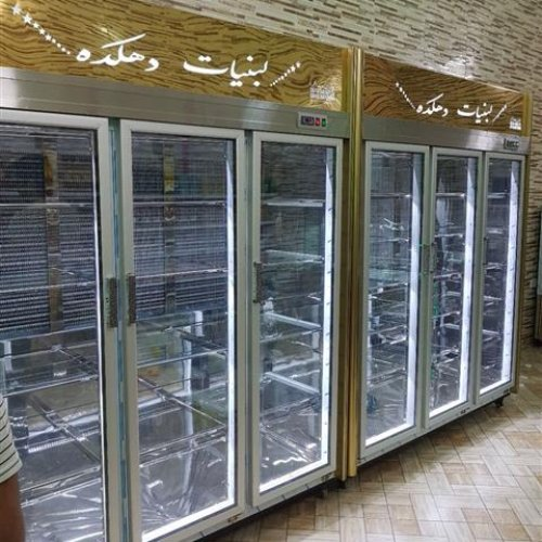 تولید لوازم دامداری یخچال شیرسردکن