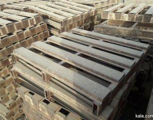 فروش ۲۰۰ عدد پالت آهنی
