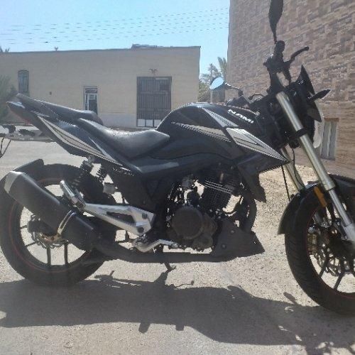 موتورسیکلت نامیz1 200cc