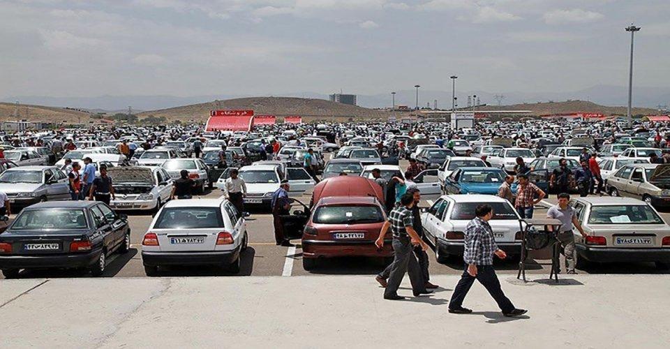 قیمت خودروهای سایپا، ایران خودرو و خارجی ۱۱ شهریور ۱۴۰۰