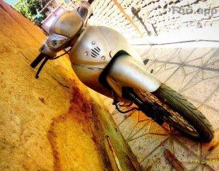 موتور برزین مدل۸۷ بی کلاج پلاک ملی