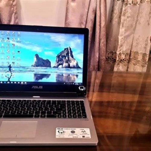 فروش یک عدد لپ تاپ Auss TP550L