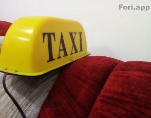 تابلو سقفی تاکسی