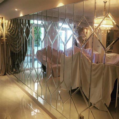آینه پازل الماس