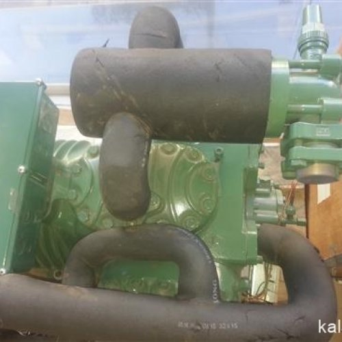 انواع کمپرسور سردخانه کارکرده و یونیت در حد