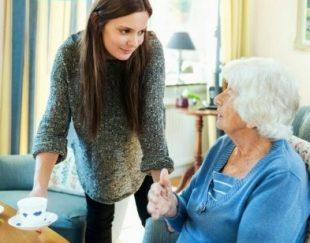 نگهداری از سالمندان وکودک