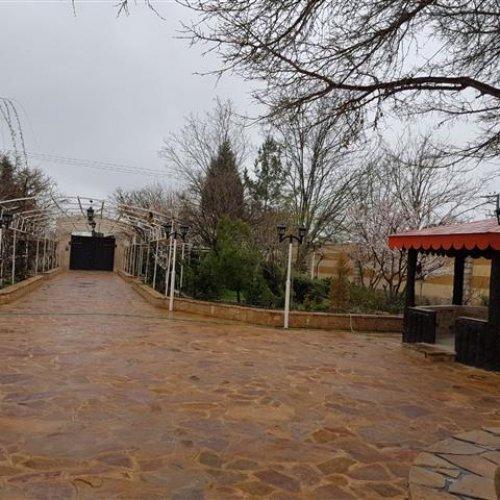 باغ ویلا شیک واقع در روستای زیبای چهارفصل