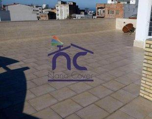 عایق نانویی سقف پشت بام و دیوار در شمال کشور