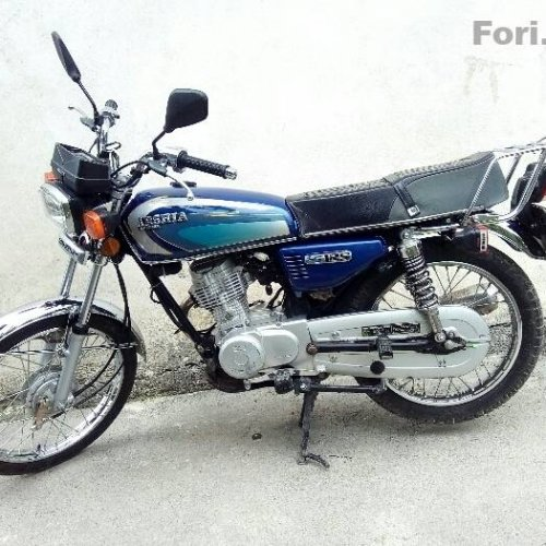 فروش فوری موتور عرشیا ۱۲۵