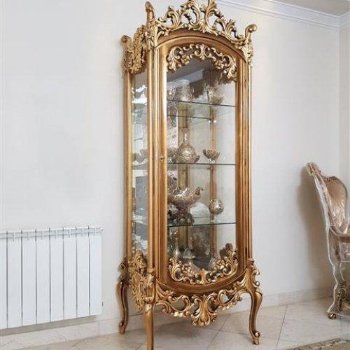 بوفه سلطنتی ورق طلا