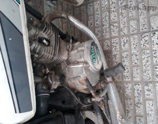 موتور ۱۲۵ سند دار پلاک ملی