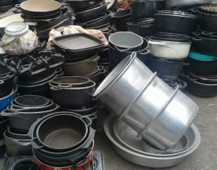 بازسازی ظروف تفلون، چدن،گرانیت،سرامیک، مس، استیل، برنج