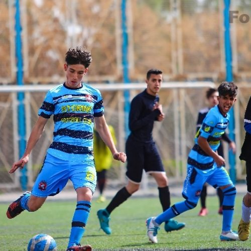 آموزش فوتبال