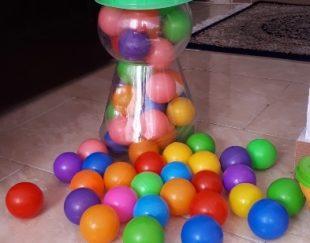 توپهای رنگی