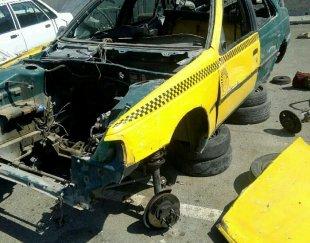 خرید ماشینهای فرسوده وتصادفی شما