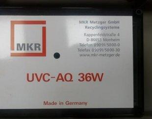 دستگاه تصفیه آب آلمانی