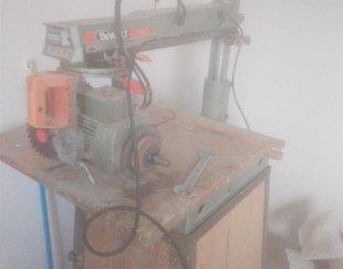اره برقی بازو دار ساخت سویس