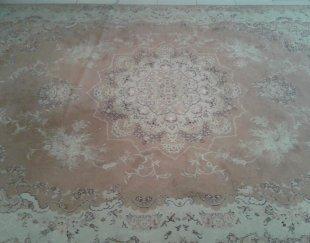 فرش دوتخته شش متری کرم