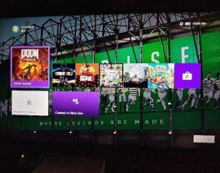 Xboxone s 1tb 4k
