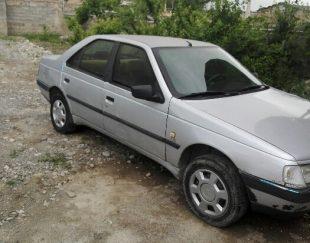پژو مدل ۱۳۸۸