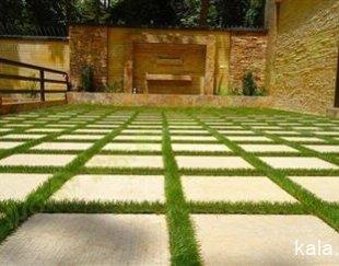ارائه خدمات باغبانی وفضای سبز