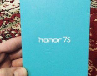 Huawei honor7s