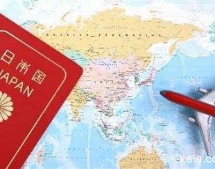 ویزای ژاپن ۱۰۰% تضمینی