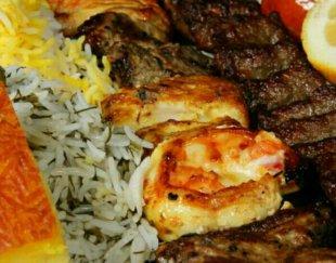 رستوران و بیرونبر حیدربابا