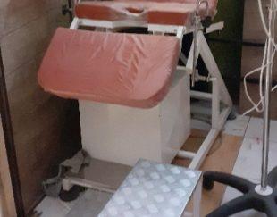 تخت و صندلی معاینه پزشکی مناسب برای مامایی و جراحی