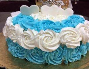 سفارش انواع کیک تولد
