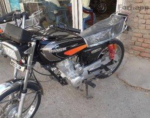 موتور سیکلت ساوین ۱۵۰ سی سی