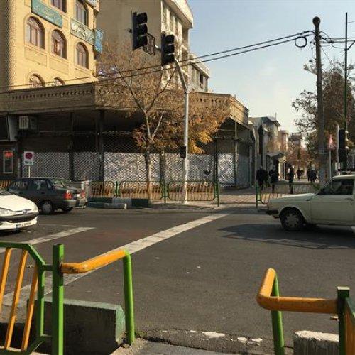 مغازه تهرانپارس نبش رشید و گلبرگ