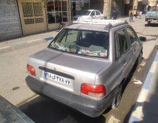 باسلام ماشین سلام دوررنگ بیمه ۱۰ داره  فوری