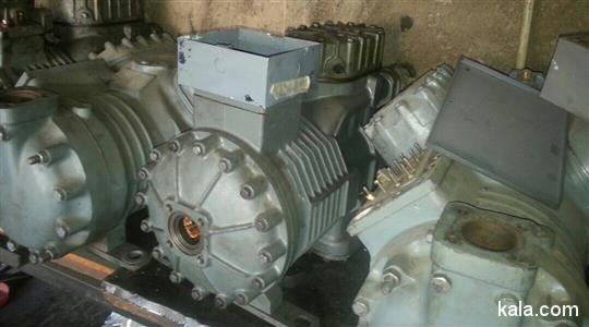 موتور سردخانه نو واستوک.کندانسور واواپراتور