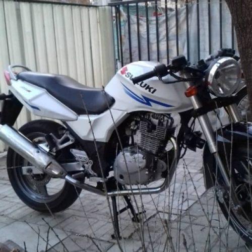 موتور سوزوکی سنگین