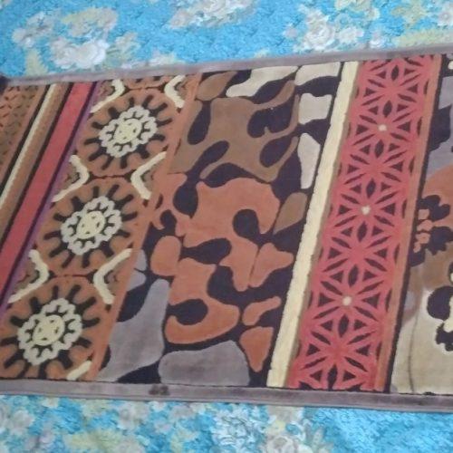 فرش ۱×۲سالم در حد نو