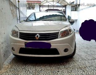 فروش ماشین رنو ساندرو