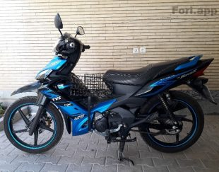 فروش موتورسیکلت تی وی اس انژکتوری مدل ۹۸