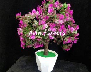 گل مصنوعی و گلدان گل مصنوعی