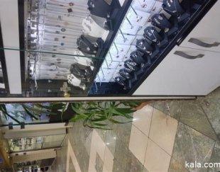 فروشنده آقا محرد مجرب زیورآلات نقره بازار تهران