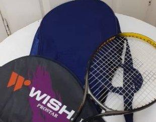 راکت تنیس همراه با کیف