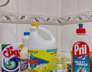 خدمات نظافت منزل و راه پله ها